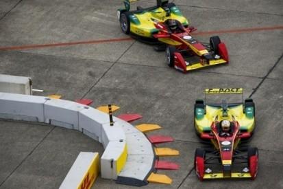 Di Grassi naar tweede Formule E-zege in Berlijn