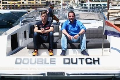 Ook Jos Verstappen geeft F1-demo bij Italia a Zandvoort