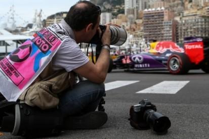 Het Formule 1-weekend in Monaco in vijf foto's