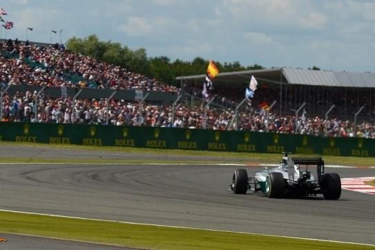 """Organisatie: """"Race op Silverstone bijna uitverkocht"""""""