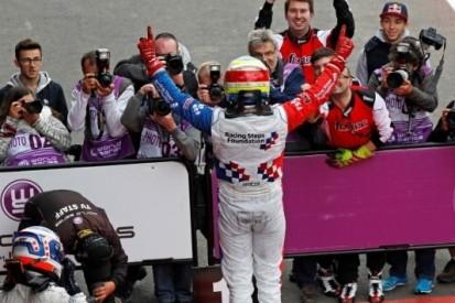 De Vries tweede op Spa, Rowland pakt overwinning