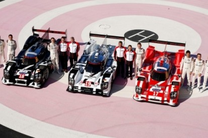 Porsche verslaat Audi op snelheid tijdens Le Mans-testdag