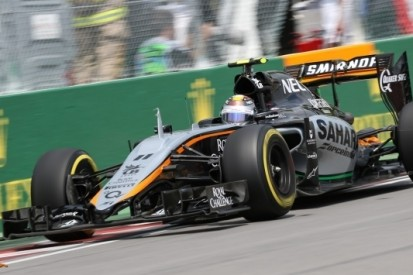Force India verwacht een sterk weekend in Canada