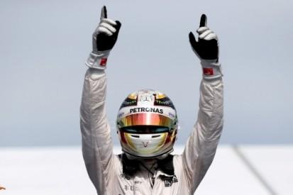 "Hamilton opgelucht: ""Had deze overwinning echt nodig"""