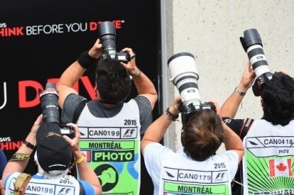 Het Formule 1-weekend in Canada in vijf foto's