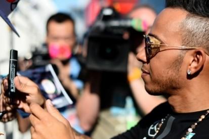 Formule 1-coureurs stijgen flink op Forbes-lijst