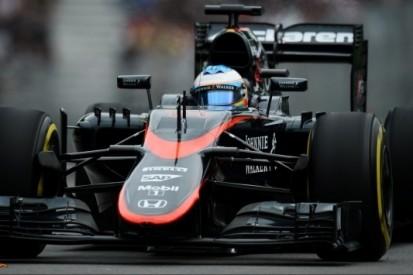 Nieuwe McLaren-neus komt door FIA-crashtest
