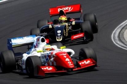 Derde seizoenszege voor Rowland op Hungaroring