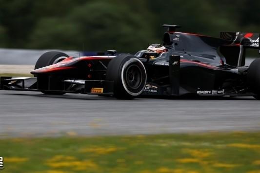 Vandoorne in Oostenrijk naar derde pole van het jaar