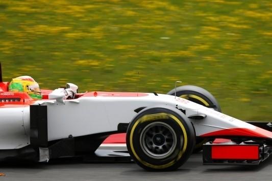 Manor Marussia opgetogen na beste seizoensresultaat