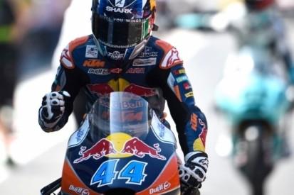 Oliveira wint bloedstollende Moto3-race, Boerboom 27ste