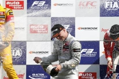Zeges voor Giovinazzi en Rosenqvist, crash voor Leclerc