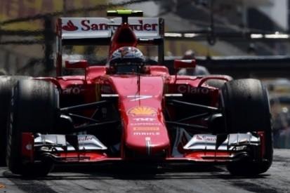 """Raikkonen: """"Normale kwalificatie, maar geen goed resultaat"""""""