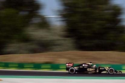 Grosjean hoopt Verstappen bij start voorbij te gaan