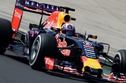 Gemengde gevoelens bij Red Bull na kwalificatie