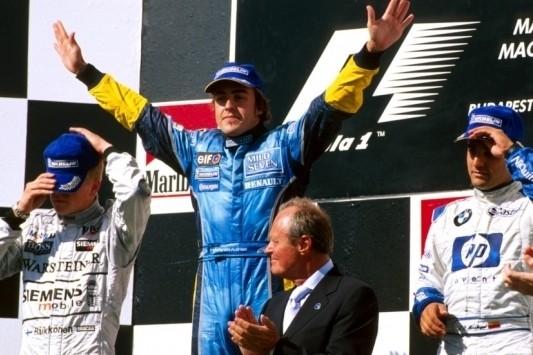 Vijf hoogtepunten uit dertig jaar GP van Hongarije