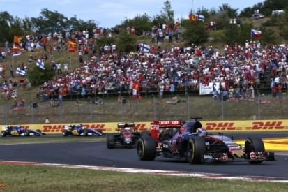 Verstappen pakt sensationele vierde plaats in Hongarije