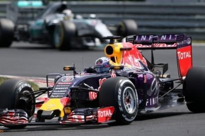 """Ricciardo: """"Deze derde plek voelt als een overwinning"""""""