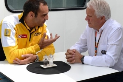 """Renault: """"Fijn om weer voor de voorste plaatsen te vechten"""""""