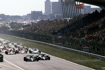 """Dertig jaar Formule 1 in Zandvoort: """"Een unieke tijd"""""""