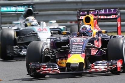 """Horner lovend over Ricciardo: """"Hij is weer op zijn oude niveau"""""""