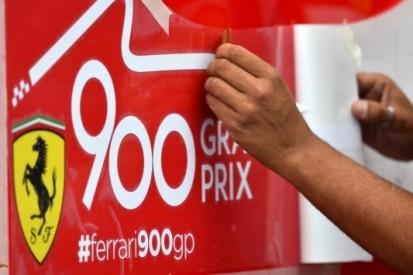 Achtergrond: de negenhonderdste GP-start van Ferrari