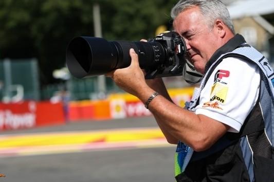 Het weekend van de Belgische Grand Prix in vijf foto's