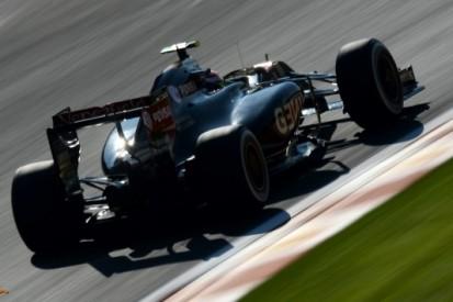 """Lotus: """"Maldonado zorgde zelf voor uitvalbeurt in Spa"""""""