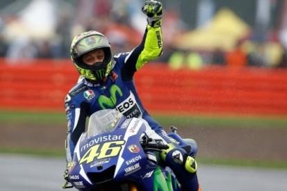 """Rossi: """"Lang geleden dat ik op een natte baan heb gewonnen"""""""