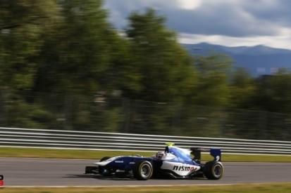 Mardenborough rijdt in Monza in GP2 voor Carlin