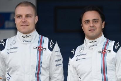 Williams houdt vast aan Massa en Bottas in 2016
