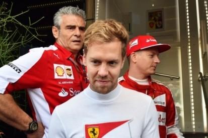 """Vettel: """"Dromen mag, maar moet wel realistisch blijven"""""""