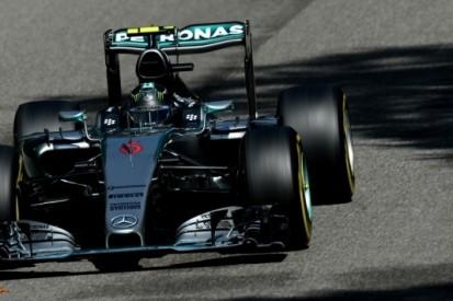 """Rosberg baalt van probleem: """"Maar ik geef niet op"""""""