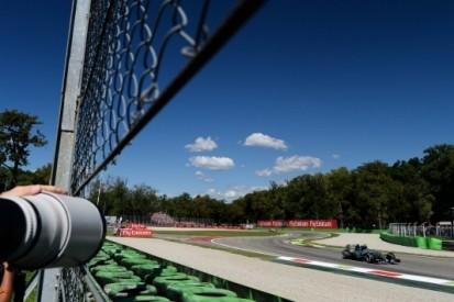 Het Italiaanse Grand Prix-weekend in vijf foto's