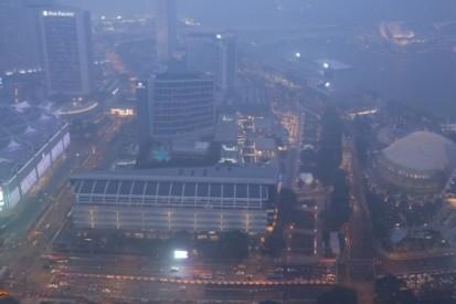 Situatie rond smog in Singapore verbeterd