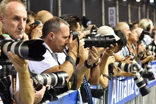Het Formule 1-weekend in Singapore in vijf foto's