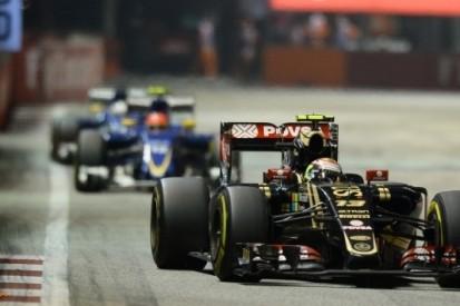 """Gastaldi: """"Continuïteit goed voor Lotus en Maldonado"""""""