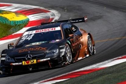 Rosberg moedigt Wehrlein aan bij seizoensfinale DTM