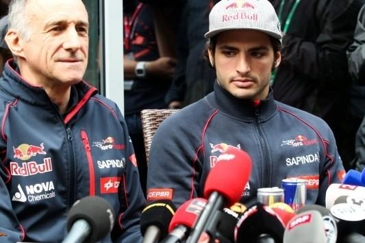 Toro Rosso bevestigt deelname Sainz aan Russische GP