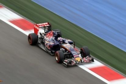 Toro Rosso doet dit jaar geen beroep op verbeterde motor