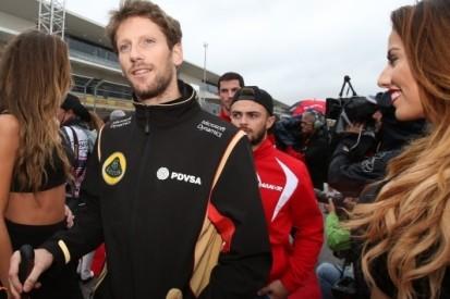 "Grosjean niet bang voor grote hoogte: ""Is alleen maar goed"""