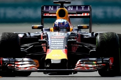 "Ricciardo: ""Wagen presteert erg goed in alle bochten"""