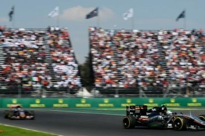 Perez trots dat hij Verstappen achter zich heeft gehouden