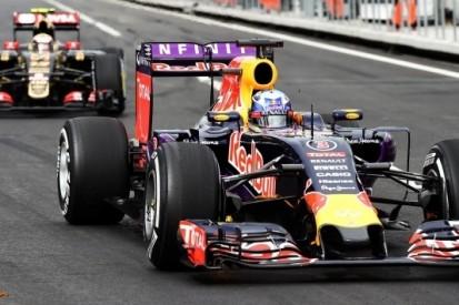 Red Bull neemt binnen 'twee of drie weken' besluit