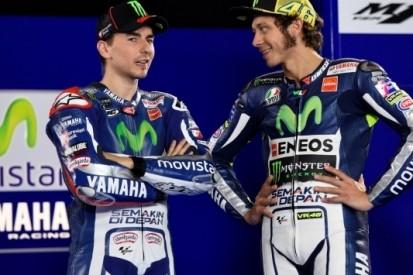 Rossi hoopt dat titelgevecht een gelijke strijd wordt