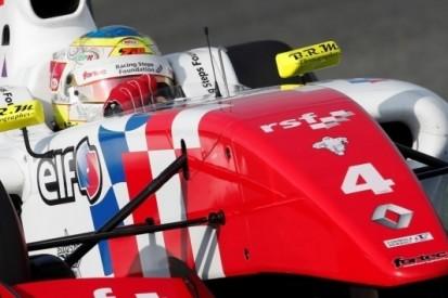 FR 3.5-kampioen Rowland keert terug in GP2