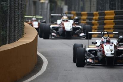 Rosenqvist voorlopig op pole-position in Macau