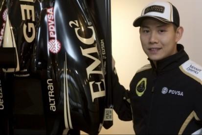 Sauber laat Adderly Fong testen in Abu Dhabi