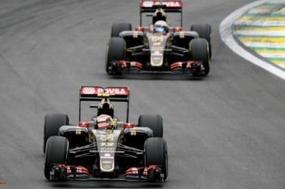 """Maldonado: """"Romain en ik verdienen een betere auto"""""""