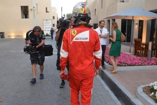 Vettel blijft door strategische fout steken in Q1